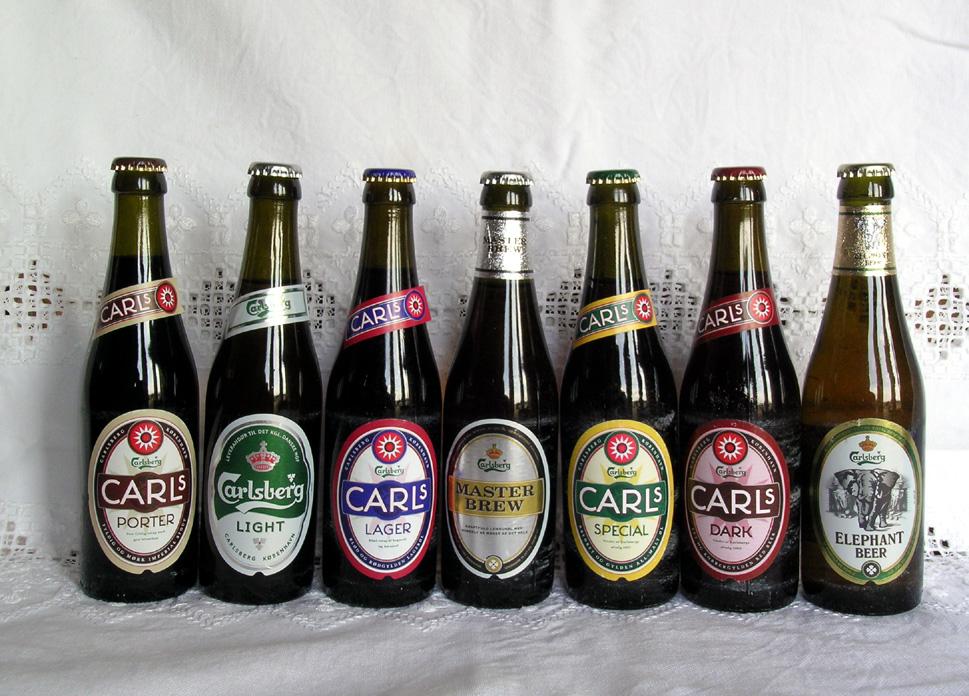 Carlsberg bieren