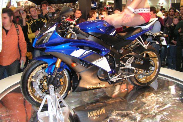 Yamaha YZF R6 2007