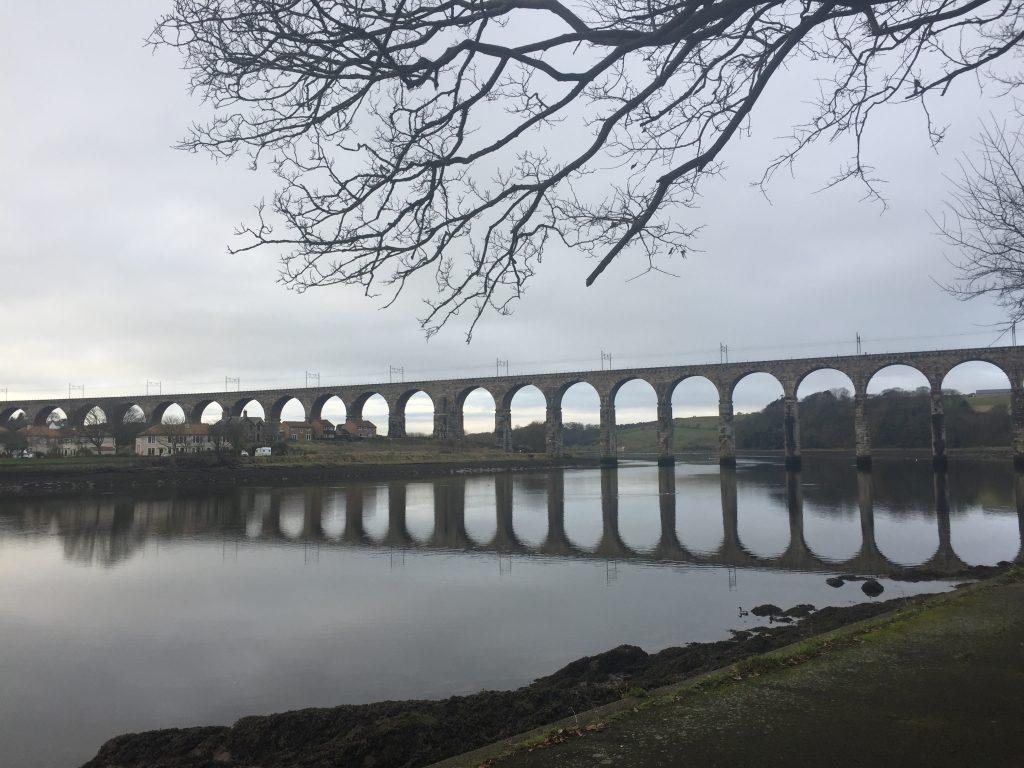 Spoorbrug Schotland