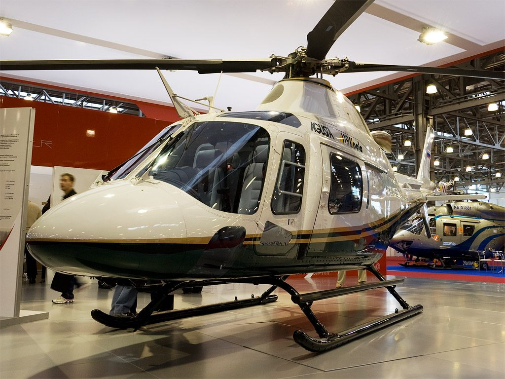 Agusta helikopter