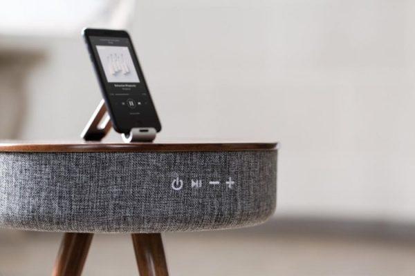 Mellow bluetooth speaker