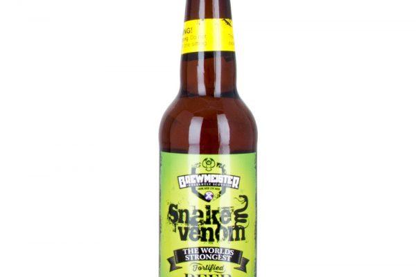 Sterkste bier wereld