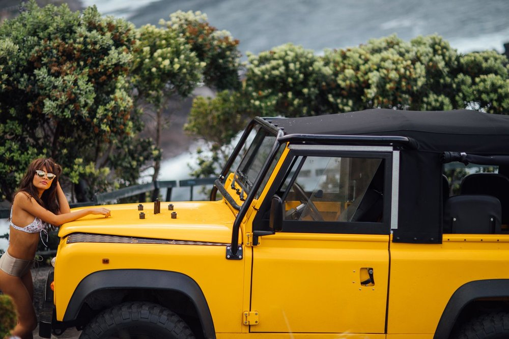 Cool & Vintage Land Rover 2