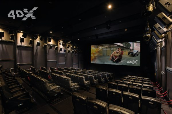 4Dx bioscopen Pathe Nederland