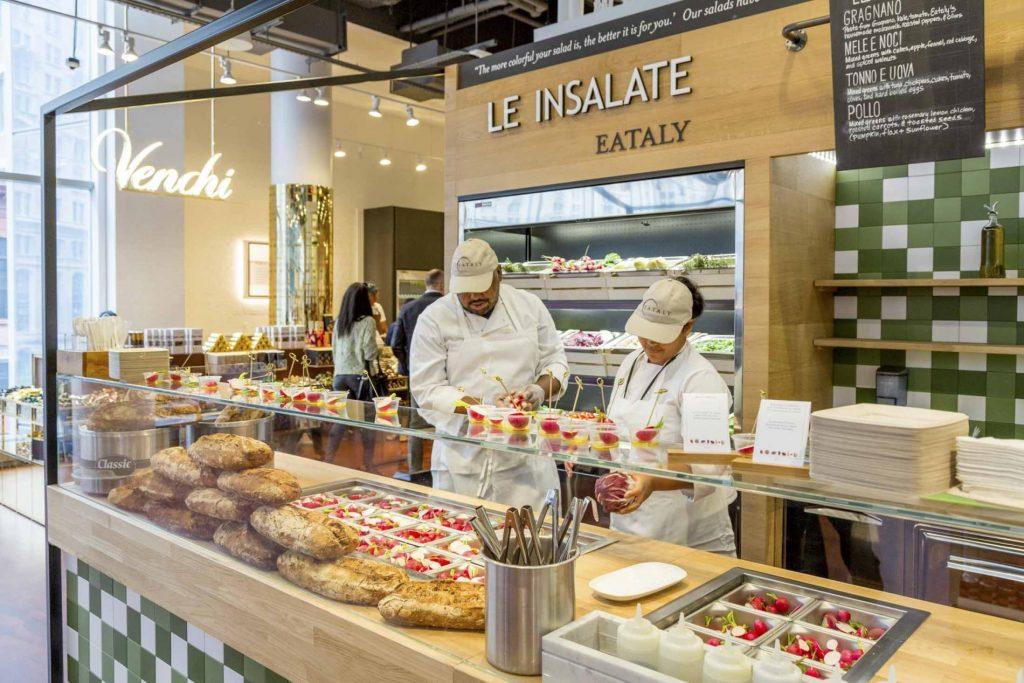 Eataly World restaurant
