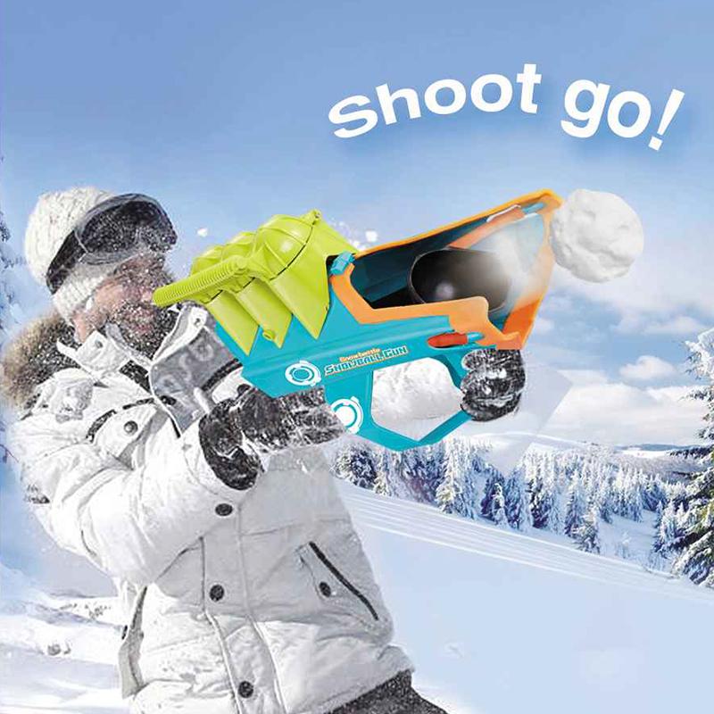Sneeuwbal pistool
