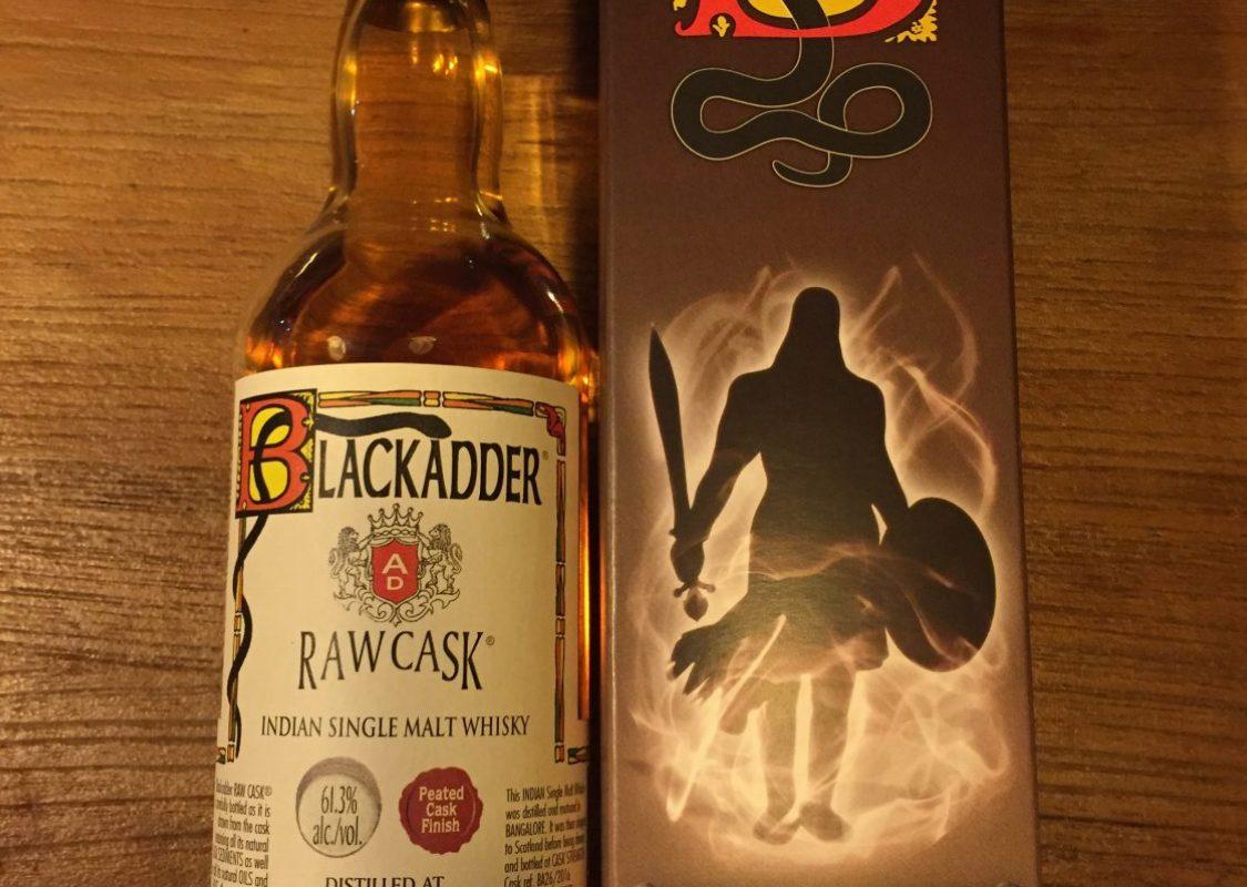 Blackadder Amrut Peated Cask