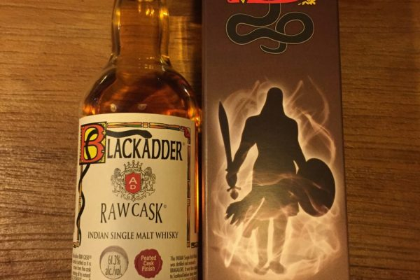 Blackadder Amrut Peated Cask