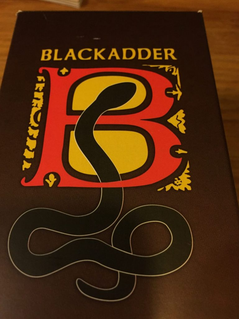 Blackadder Whisky