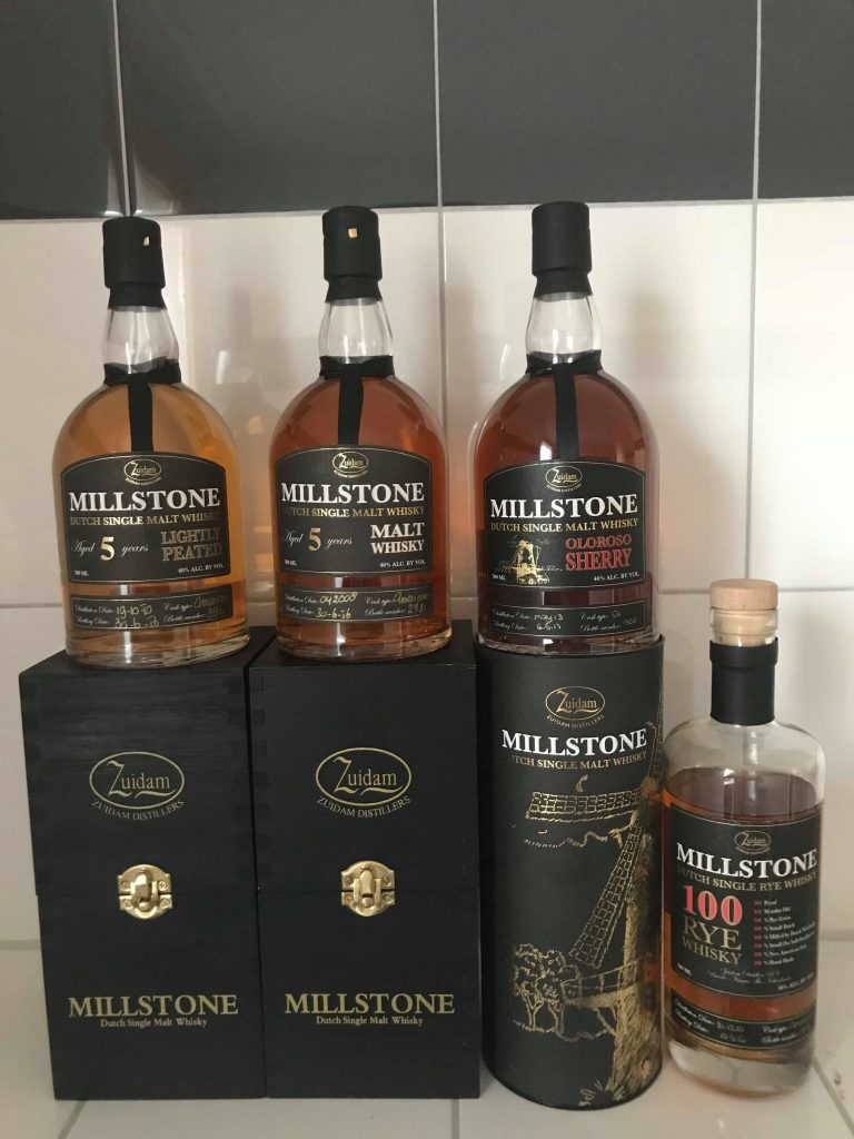 Millstone whisky collectie