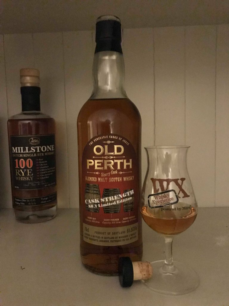 Old Perth Cask Strength Limited Edition