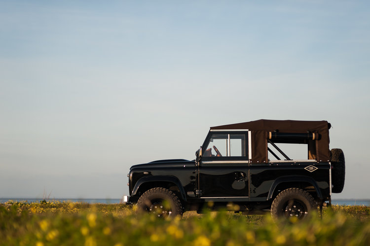 Landrover 2.4 Links