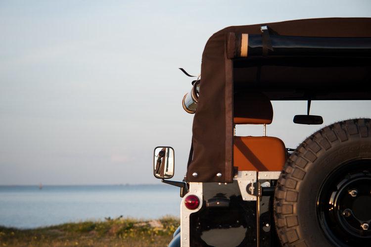 Landrover 2.4 Diesel Spiegel