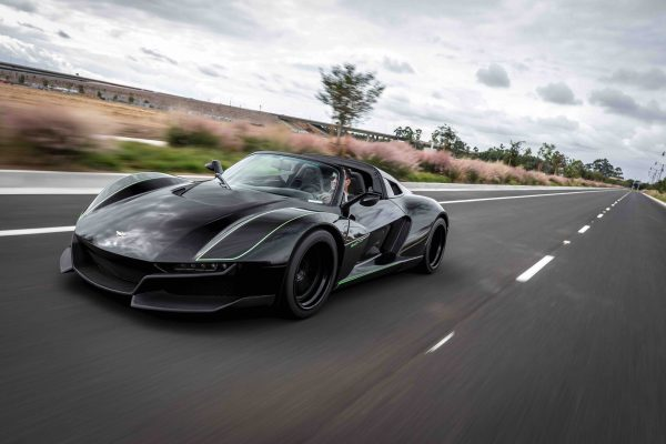 rezvani motors beast alpha x driving Manisfaction
