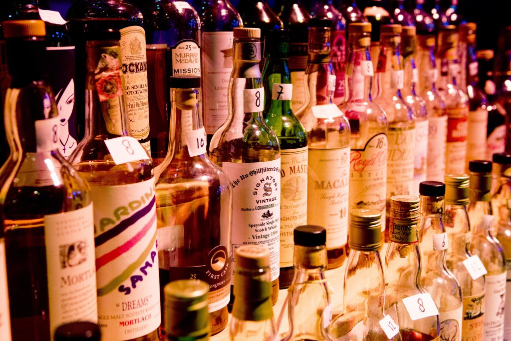 Whiskybase Gathering Whisky's