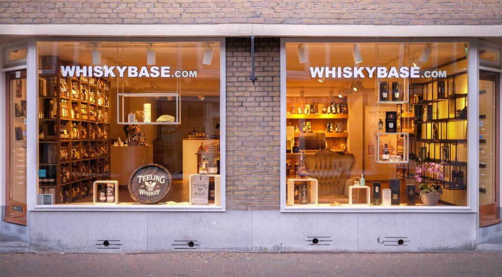 Whiskybase Winkel Rotterdam
