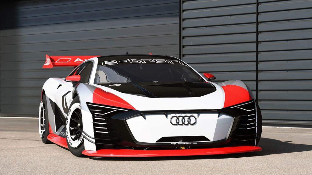 Audi Etron Vision Gran Turismo