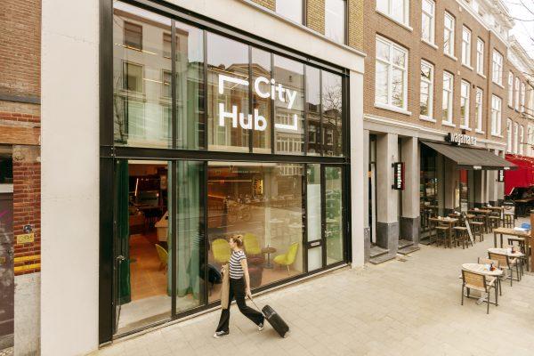 city hub rotterdam