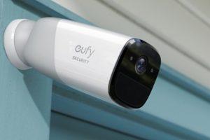 Eufy draadloze bewakingscamera