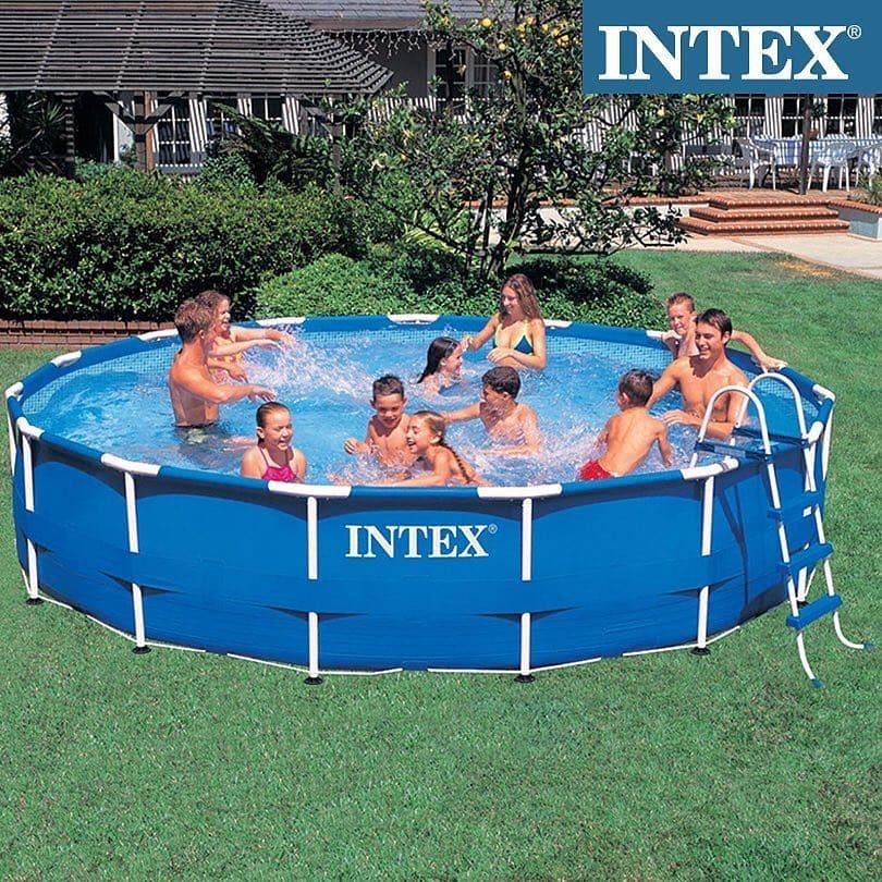 intex zwembad voor in de tuin manisfaction