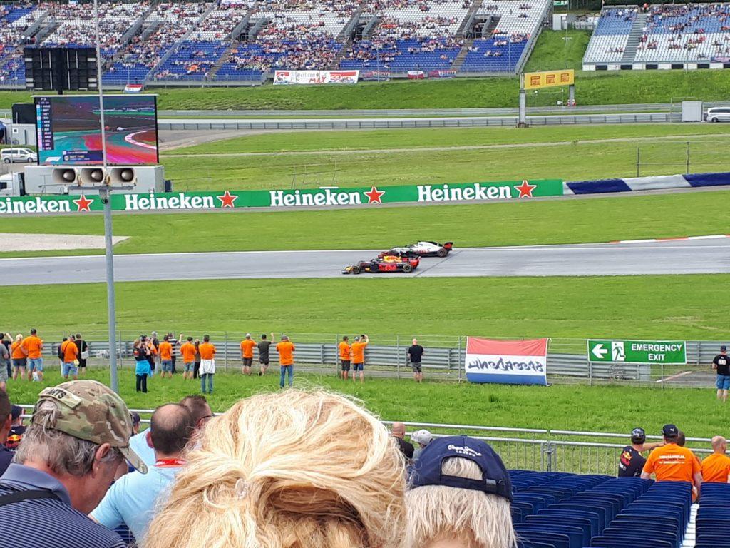Max Verstappen Oostenrijk kwalificatie