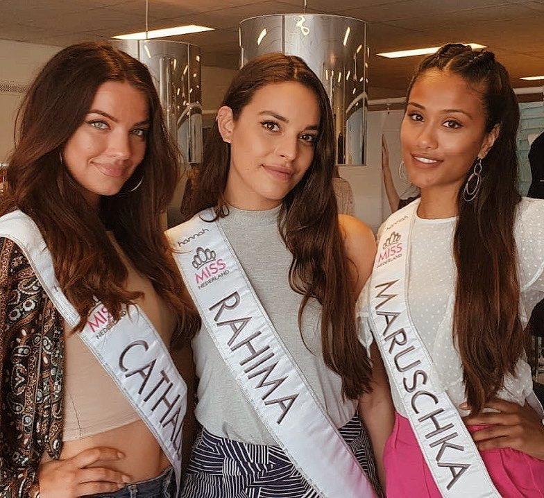 Rahima Dirkse - Miss Nederland 2018 gewonnen