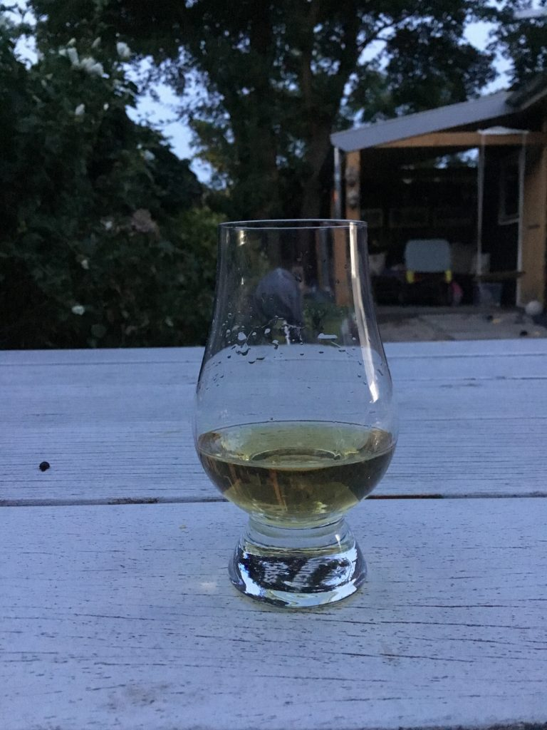 Glencairn Whiskyglas Manisfaction