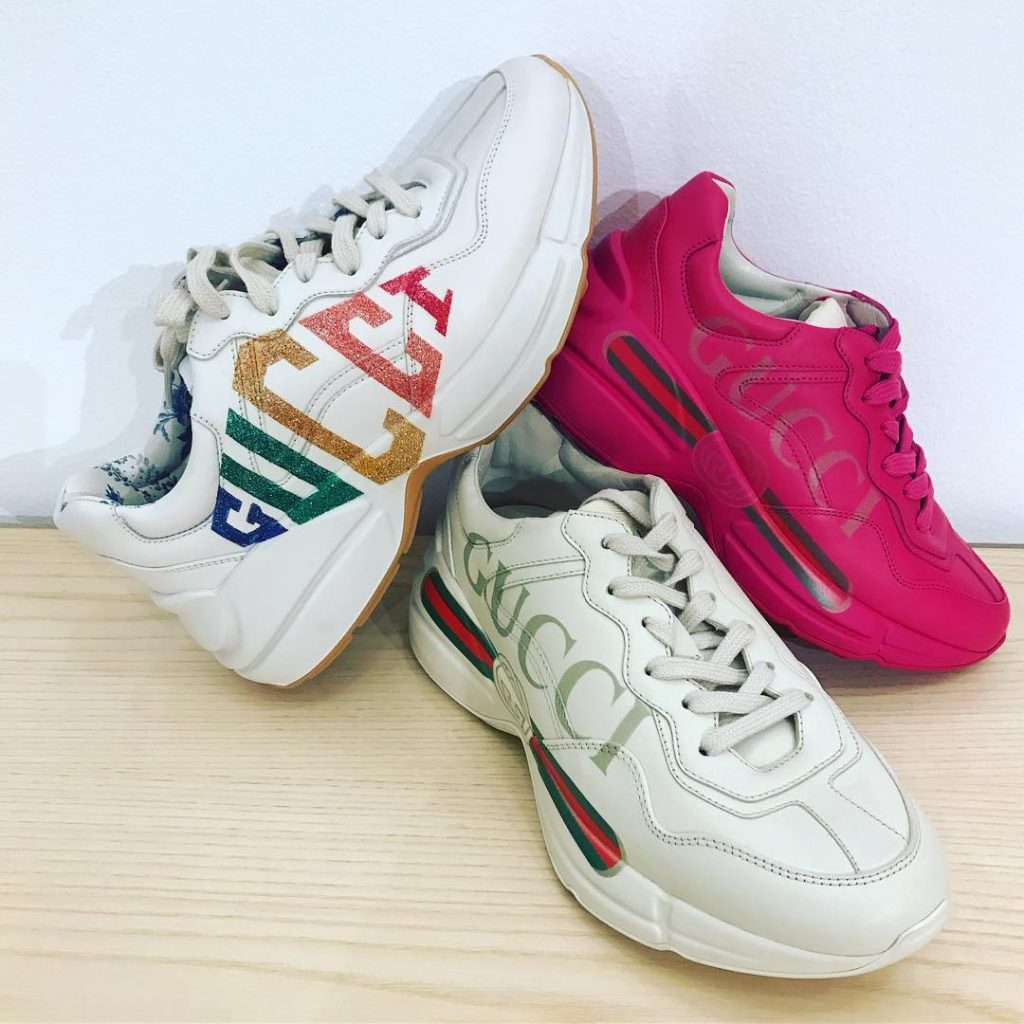 Gucci Dad sneakers - Manisfaction