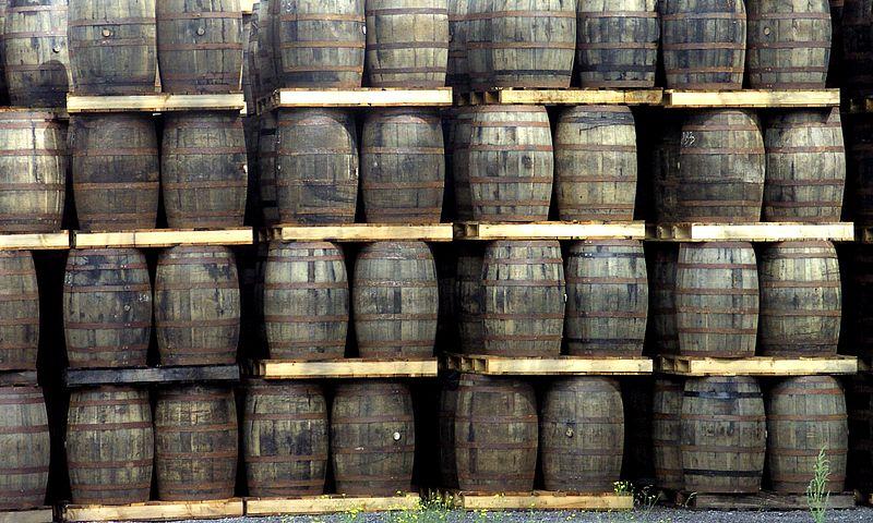 soorten whisky vaten
