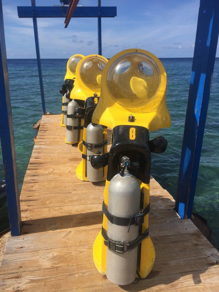 Aquafari onderwaterscooter