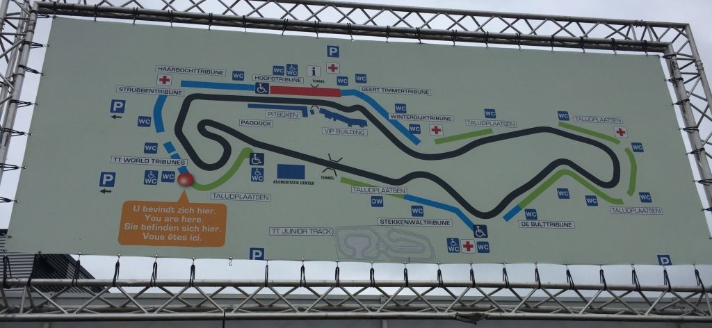 TT circuit Assen Manisfaction