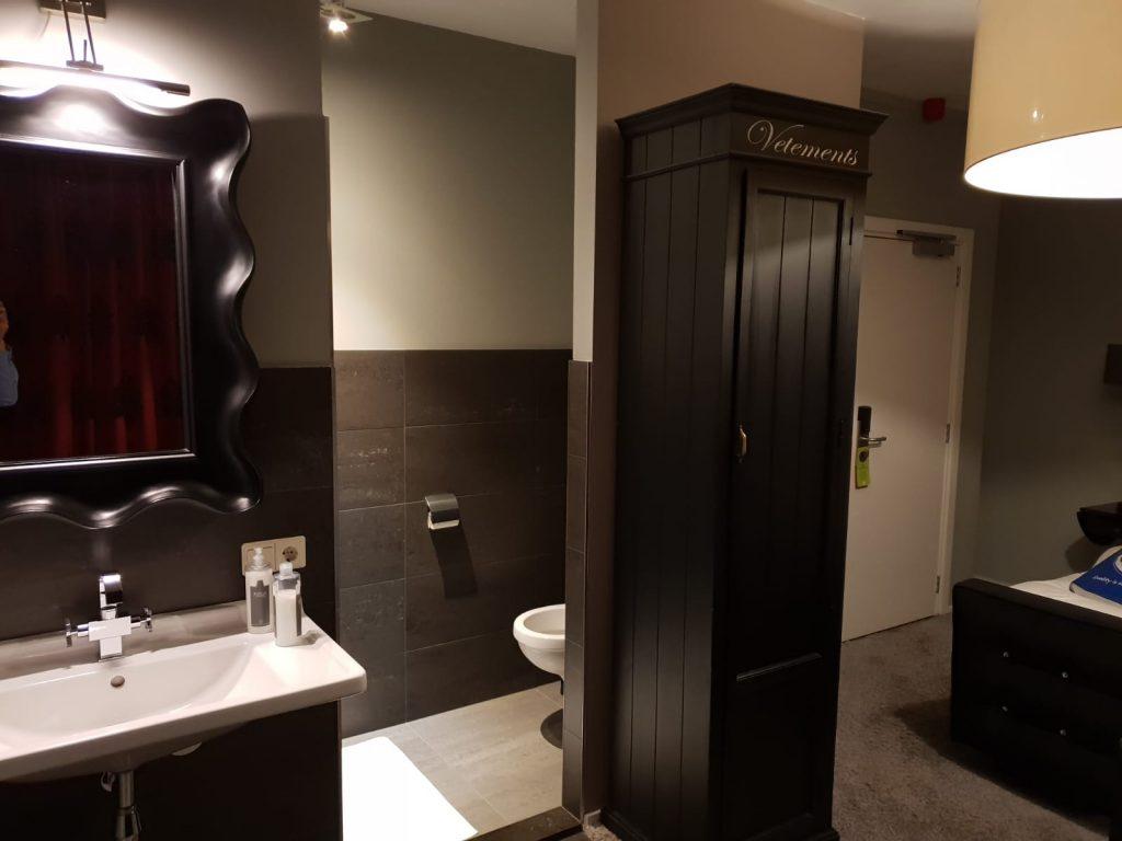 Hotel Huis van Bewaring kamer