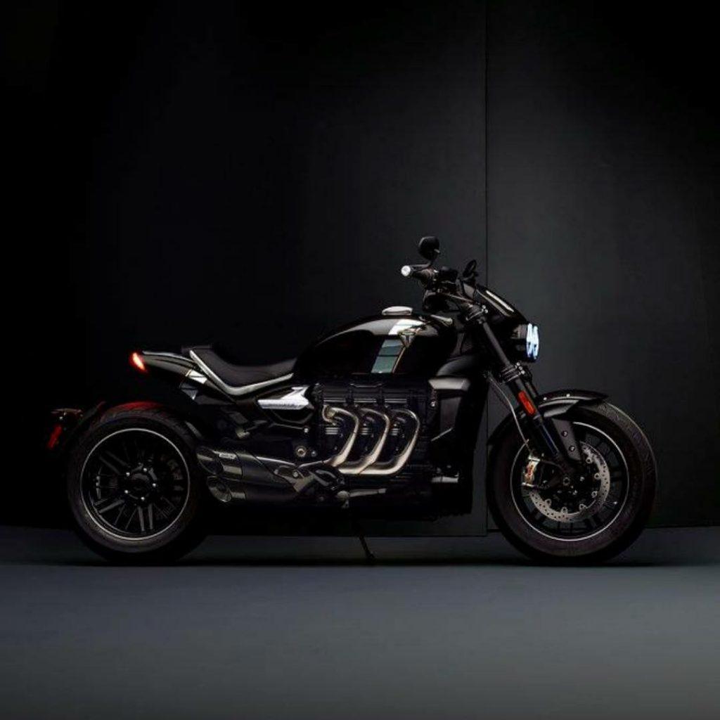 Triumph TFC concept motor