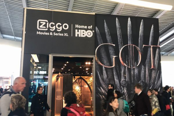 Game of Thrones troon Ziggo