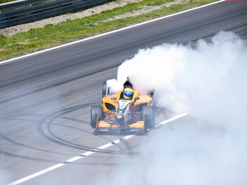 Coronel Circuit Zandvoort