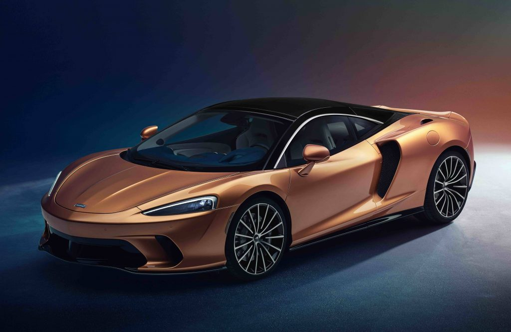 Mclaren Gt 2019 Manisfaction