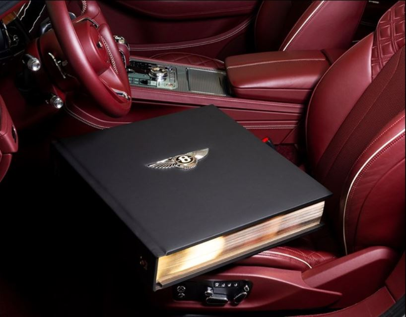 bentley boek
