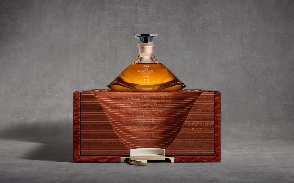 Macallan 72 jaar box - Manisfaction
