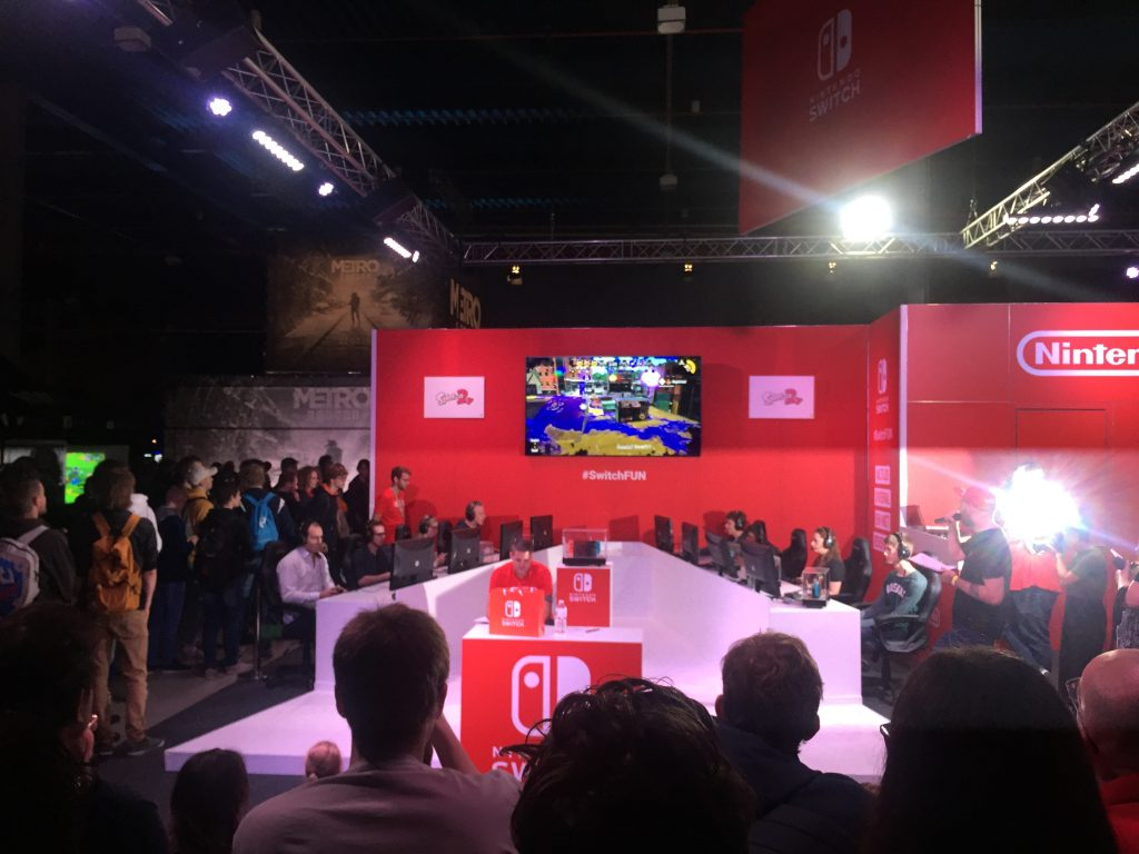 Firstlook Festival 2018 Manisfaction Nintendo
