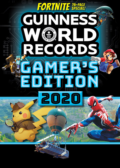 Guinness World Records- Gamer's Edition 2020