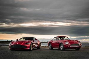 Aston Martin DBZ Centenary Collection Manisfaction