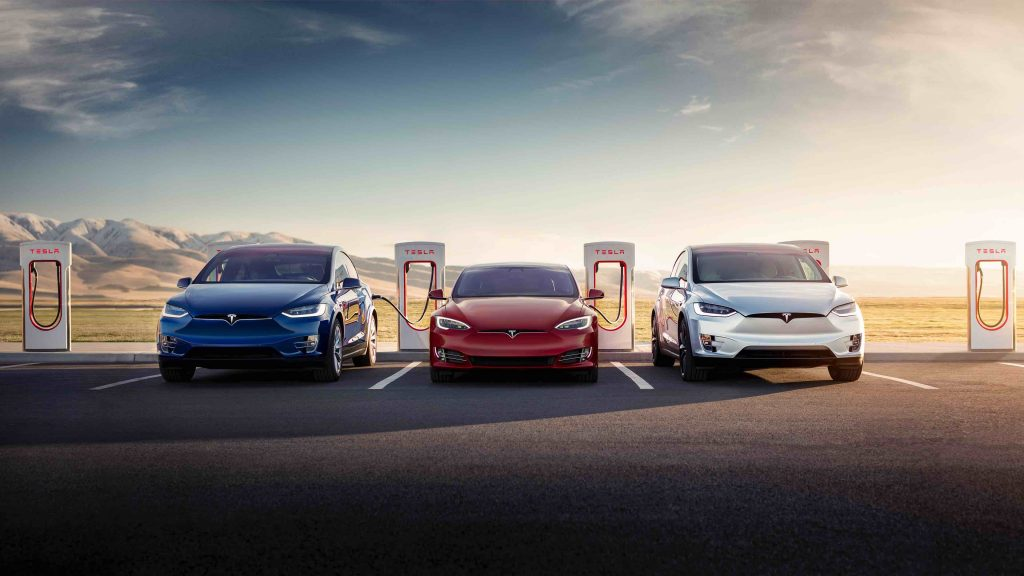 Tesla S&X Supercharger - Manisfaction