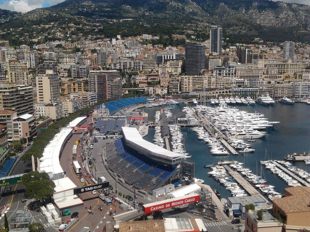 Monaco Formule 1 - Manisfaction